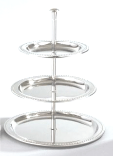 3 Tier Etizer Serving Tray Event
